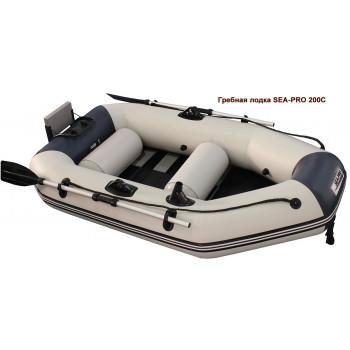 Надувная ПВХ лодка Sea-Pro 200С