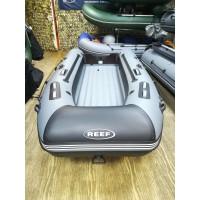Надувная ПВХ лодка REEF Тритон 390