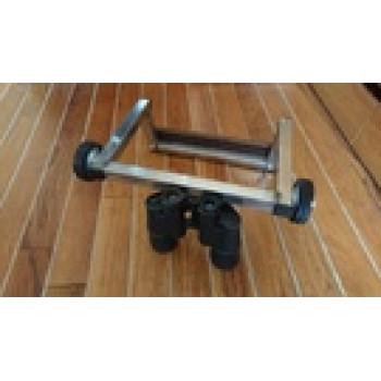 Ручка с колесами 350 мм для тележки (P1)