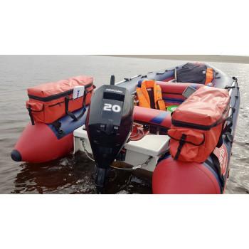 Бортовая сумка-Сумка на баллон лодки