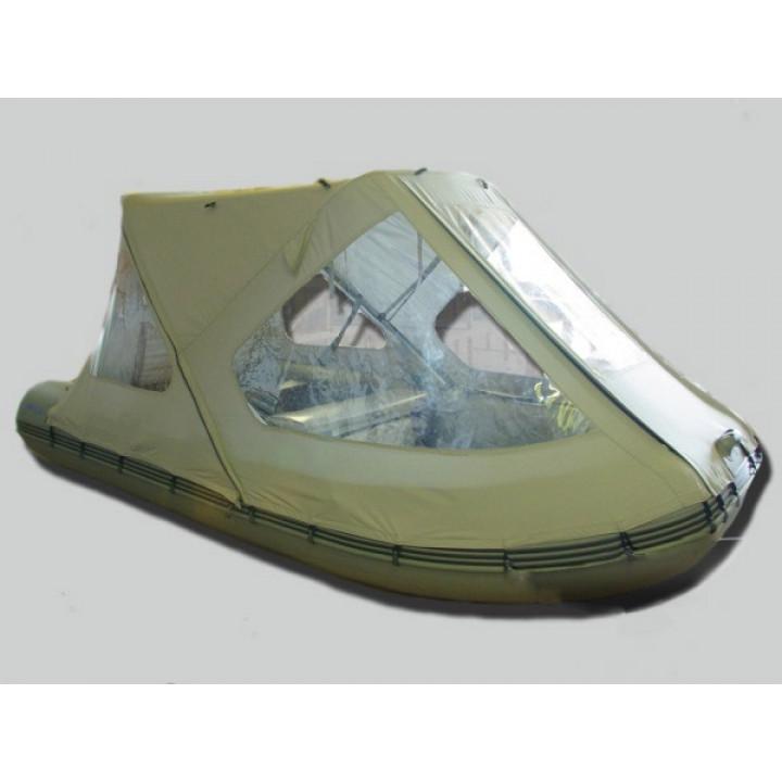 Тент ходовой Кабриолет 4.5 - 5.0 м