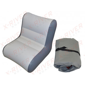 Надувное кресло для лодки, модель X-River S75 (75см.\70-73см.)