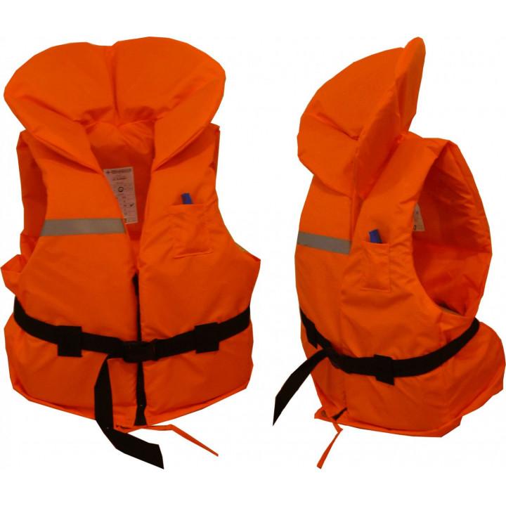 """Спасательный жилет """"Дельфин"""" 50-52 (L) до 80 кг."""