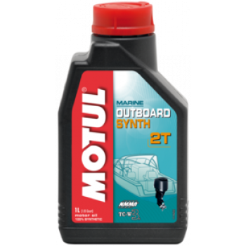 MOTUL Outboard SYNTH 2T 1lt