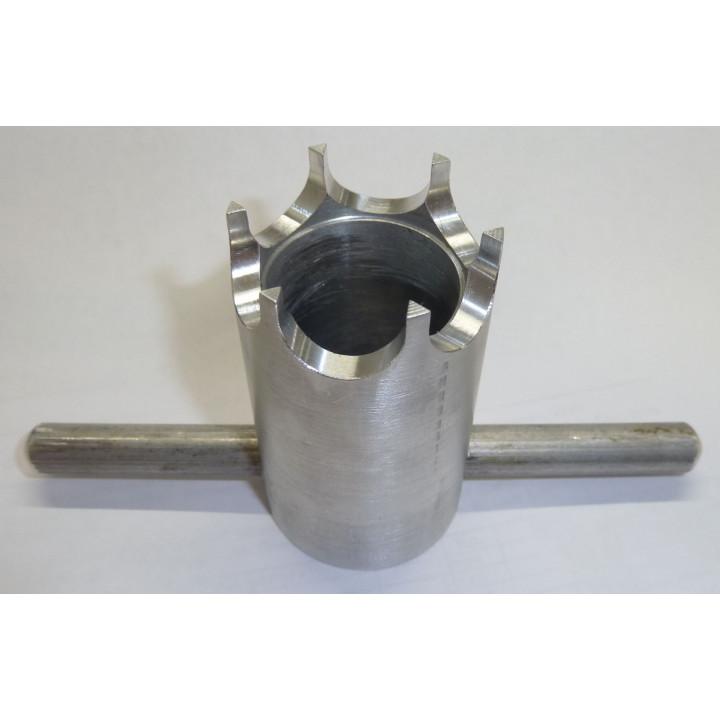 Ключ для клапана избыточного давления