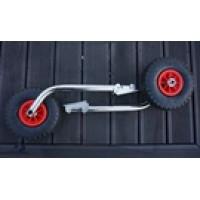 Транцевые колеса (шасси) для лодок с дном низкого давления (0331)