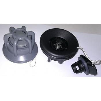 Воздушный клапан для лодок ПВХ и надувных конструкций.