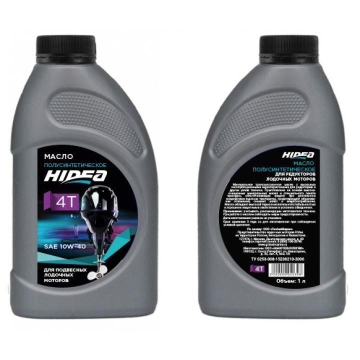 Масло HIDEA 4-х тактное 10W-40