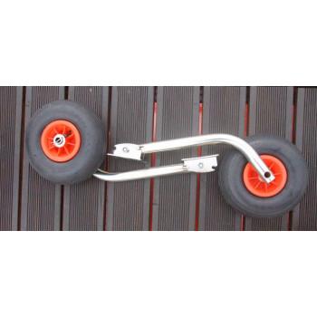 Транцевые колеса (шасси) для лодок Тритон (0211 Т)