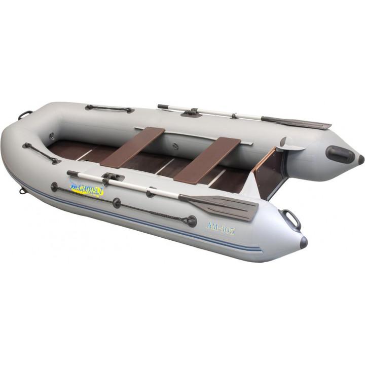 Надувная ПВХ лодка Адмирал 305