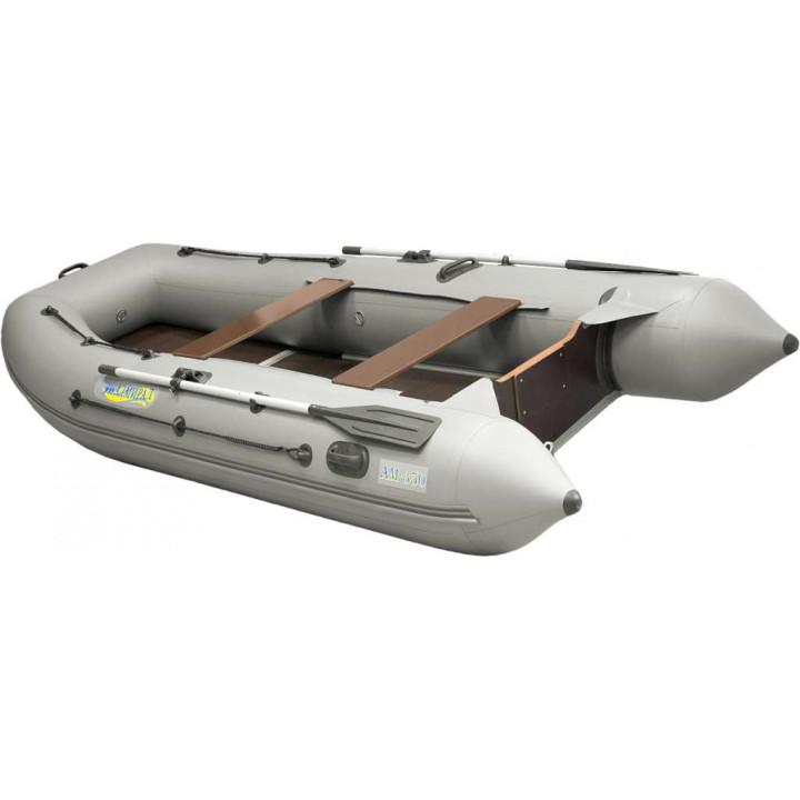 Надувная ПВХ лодка Адмирал 350