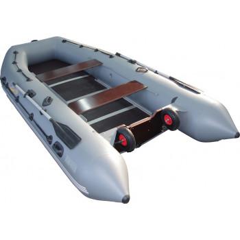 Надувная ПВХ лодка Адмирал 410