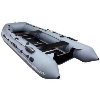 Надувная ПВХ лодка Адмирал 430