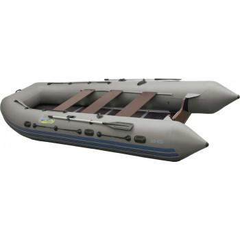 Надувная ПВХ лодка Адмирал 480