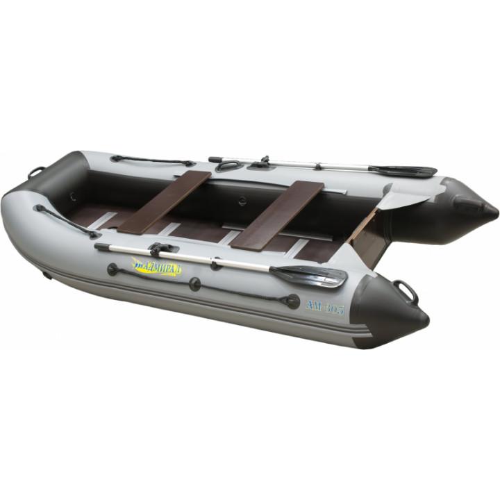 Надувная ПВХ лодка Адмирал 305 Classic
