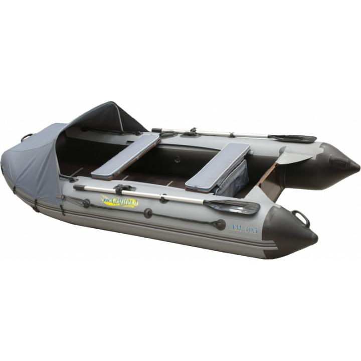 Надувная ПВХ лодка Адмирал 305 Classic Lux