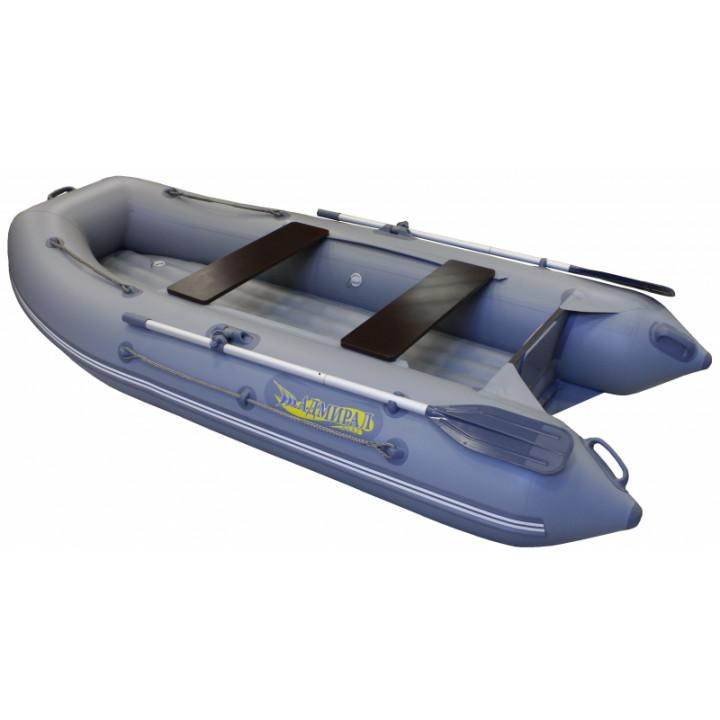 Надувная ПВХ лодка Адмирал 290 НДНД