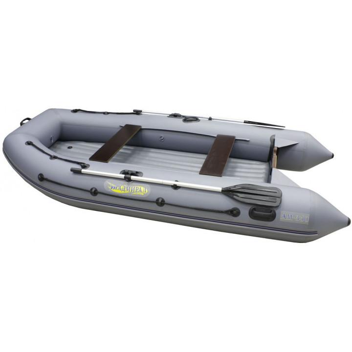 Надувная ПВХ лодка Адмирал 350 НДНД