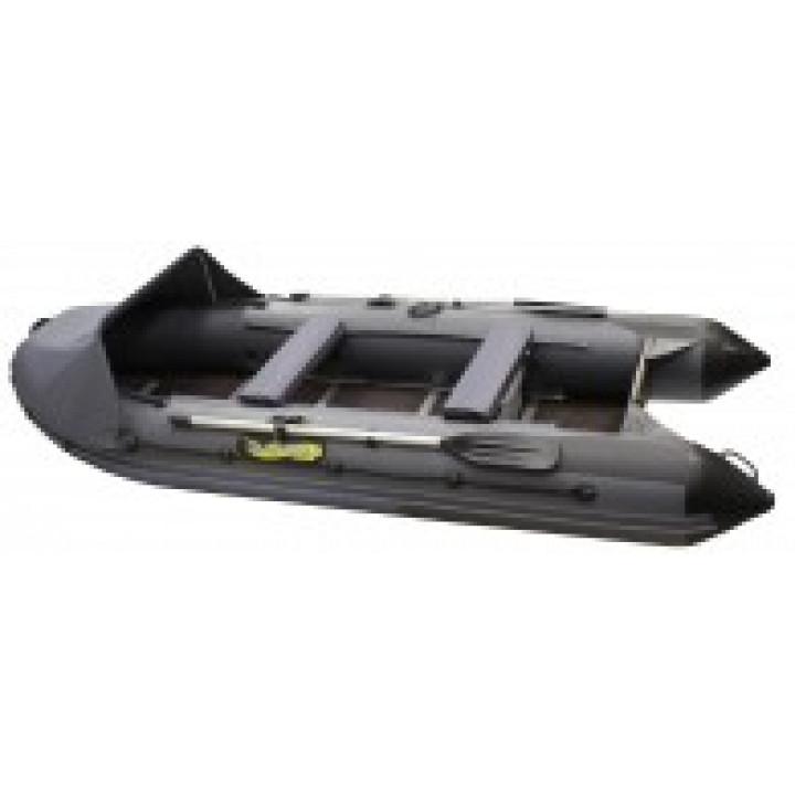 Надувная ПВХ лодка Адмирал 375SL (Lux)