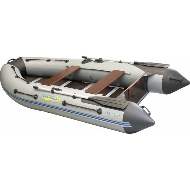Надувная ПВХ лодка Адмирал 320SL (Lux)