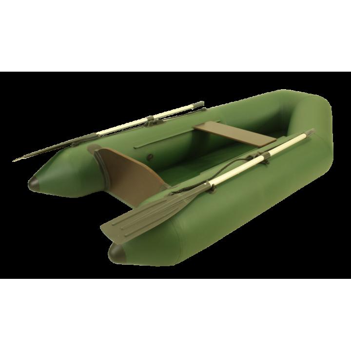 Лодка надувная ПВХ Арчер 240 с жестким дном