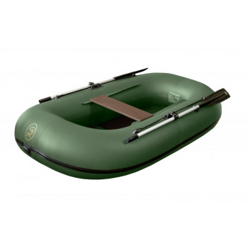 Надувная лодка ПВХ BoatMaster 250 Light Эгоист с жестким дном