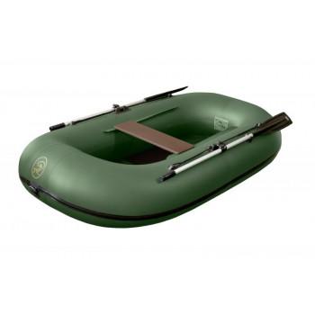 Надувная лодка ПВХ BoatMaster 250 Эгоист с жестким дном