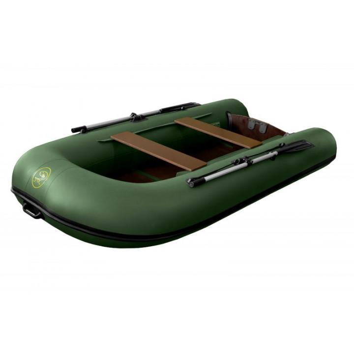 Надувная лодка ПВХ BoatMaster 310 K люкс + тент носовой