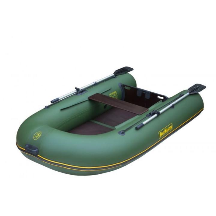 Надувная лодка ПВХ BoatMaster 250 K с жестким дном