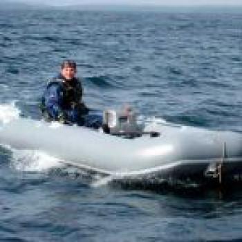 Лодка надувная Братан 380T