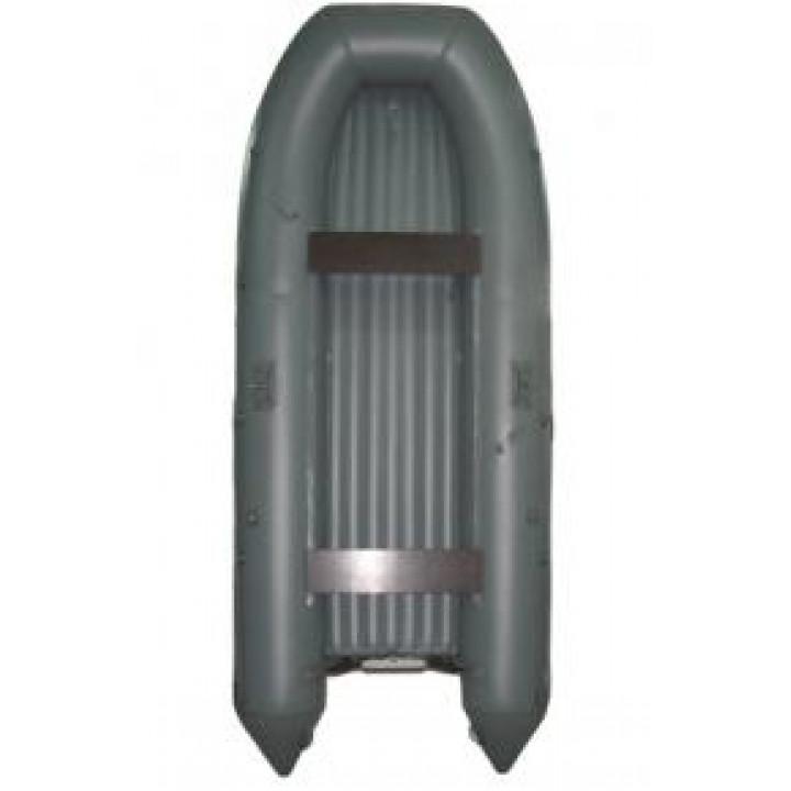 Надувная ПВХ лодка Флагман 380 IGLA