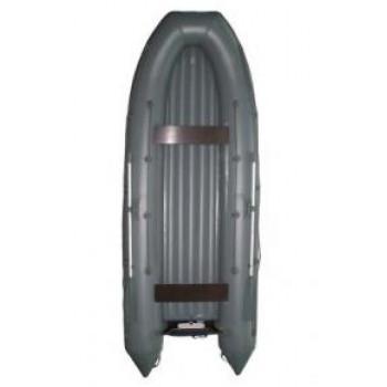 Надувная ПВХ лодка Флагман 420 IGLA