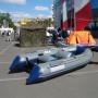 Надувная ПВХ лодка Флагман 350