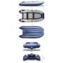Надувная лодка ФЛАГМАН 360 U