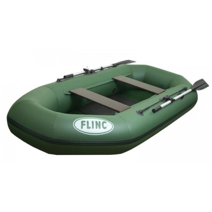 Надувная ПВХ лодка FLINC F260L