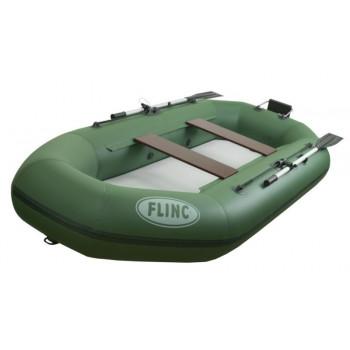 Надувная ПВХ лодка FLINC F280TLА