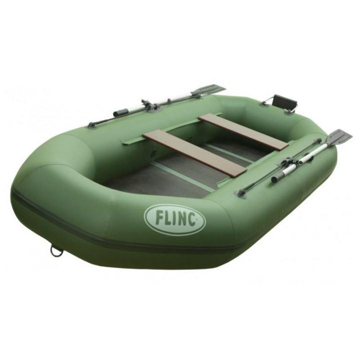 Надувная ПВХ лодка FLINC F300TL