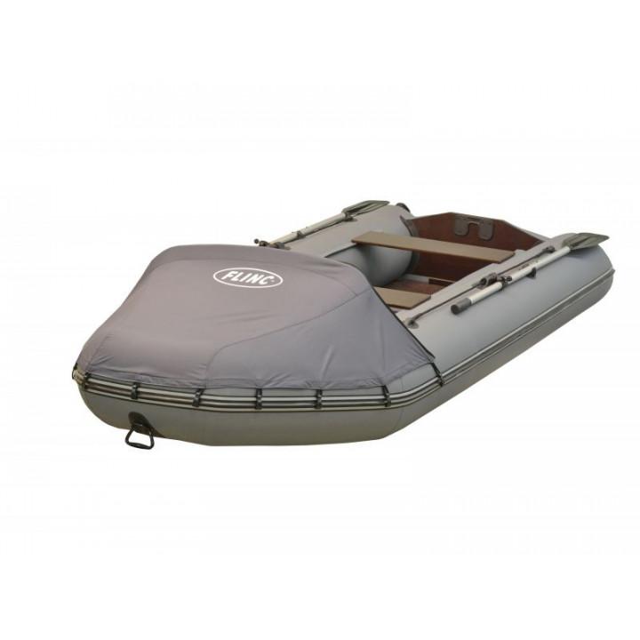 Надувная лодка FLINC FT320L LUX + тент носовой