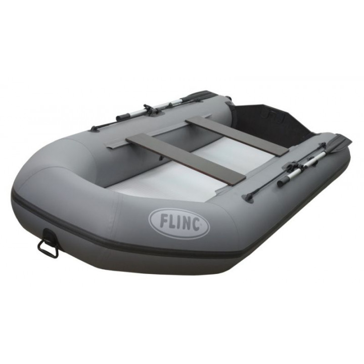 Надувная лодка FLINC FT320LA LUX+тент носовой