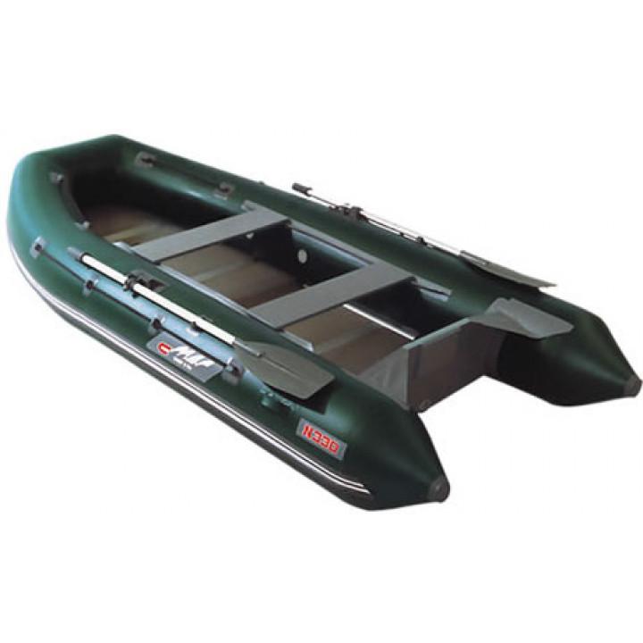 Надувная лодка Мнев и К КАЙМАН N-330