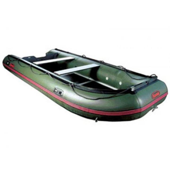 Надувная лодка ПВХ COMBAT CMB-380PRO (оливк.)