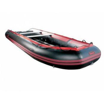 Надувная лодка ПВХ ADMIRAL ADM - 550 (черн.)