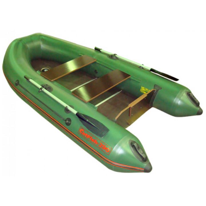 Надувная лодка Мнев и К CatFish 290 Light