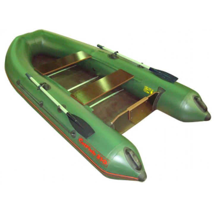 Надувная лодка Мнев и К CatFish 310
