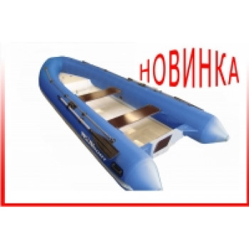 Лодка РИБ WinBoat 390R Luxe