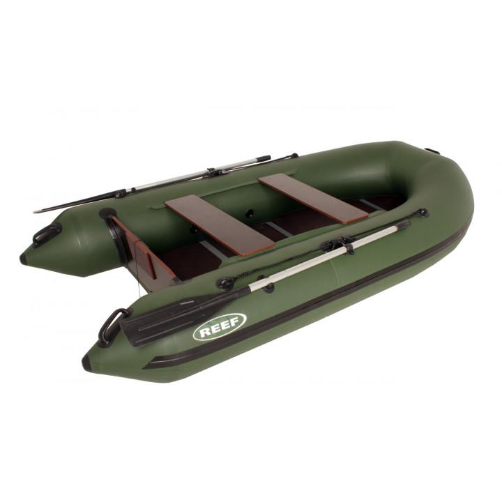 Надувная лодка ПВХ REEF 290K