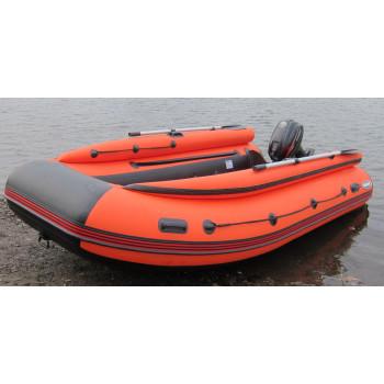 ПВХ лодка REEF Тритон 360F с фальшбортом