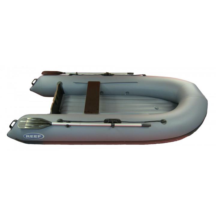 ПВХ лодка REEF 290НД под мотор