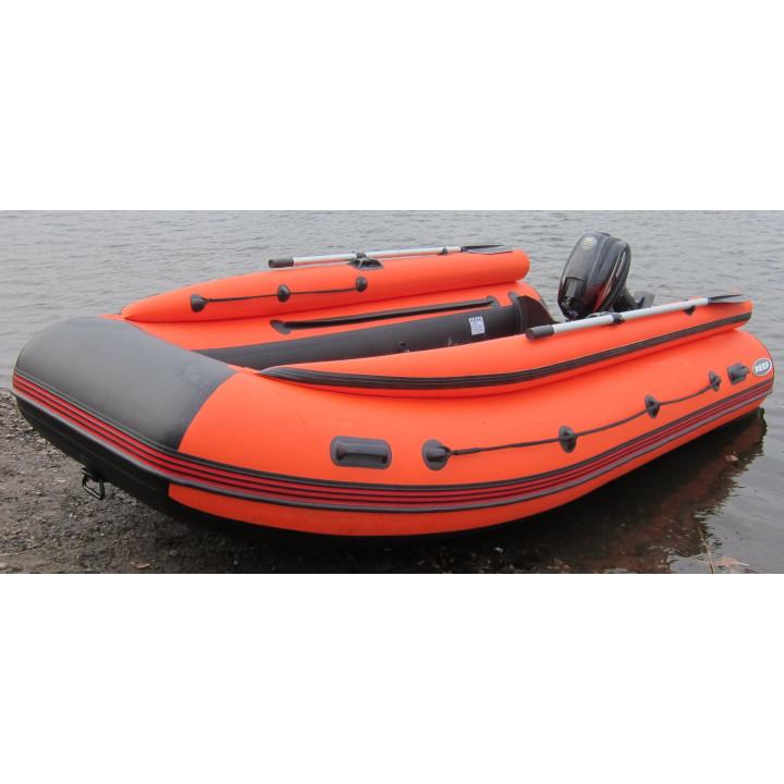 ПВХ лодка REEF 360F НД под мотор