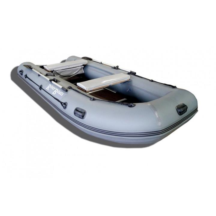Лодка надувная ПВХ RiverBoat RB-370